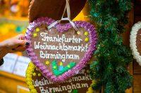 Birmingham's Frankfurt Christmas Market