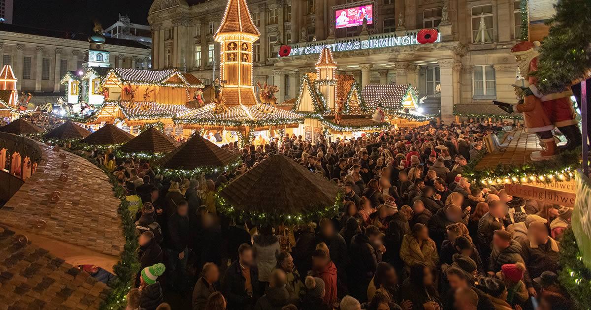 Frankfurt Christmas Market Birmingham   2020 cancelled